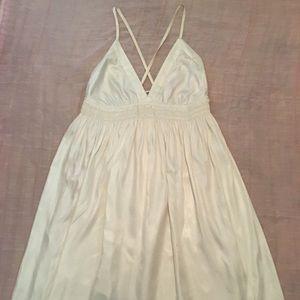 Pencey Ivory Dress